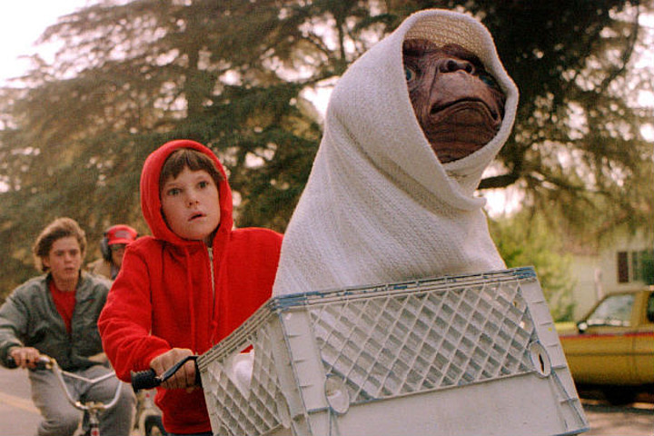 Torrance's Movies In The Park: E.T.