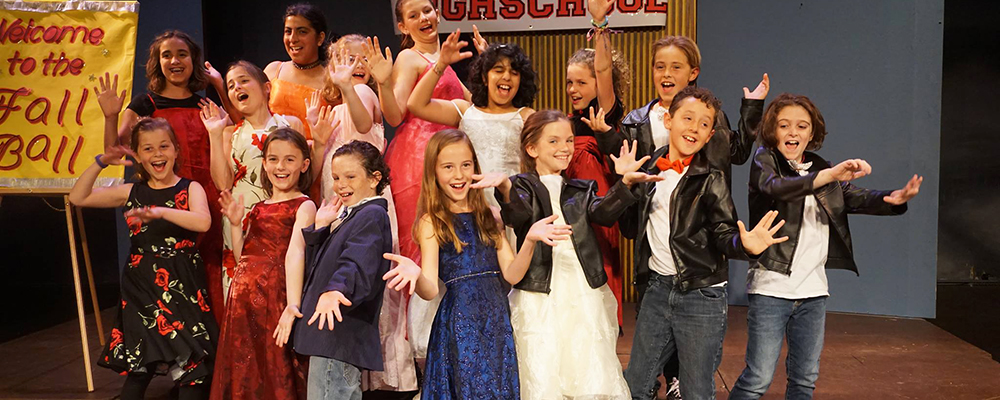 Kids on Stage Creative Dramatics Class
