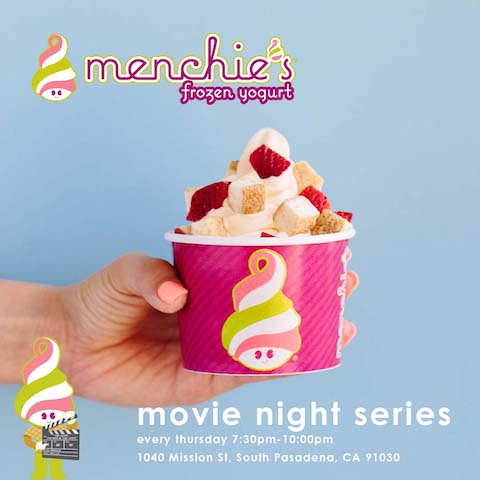 Menchie's Movie Night