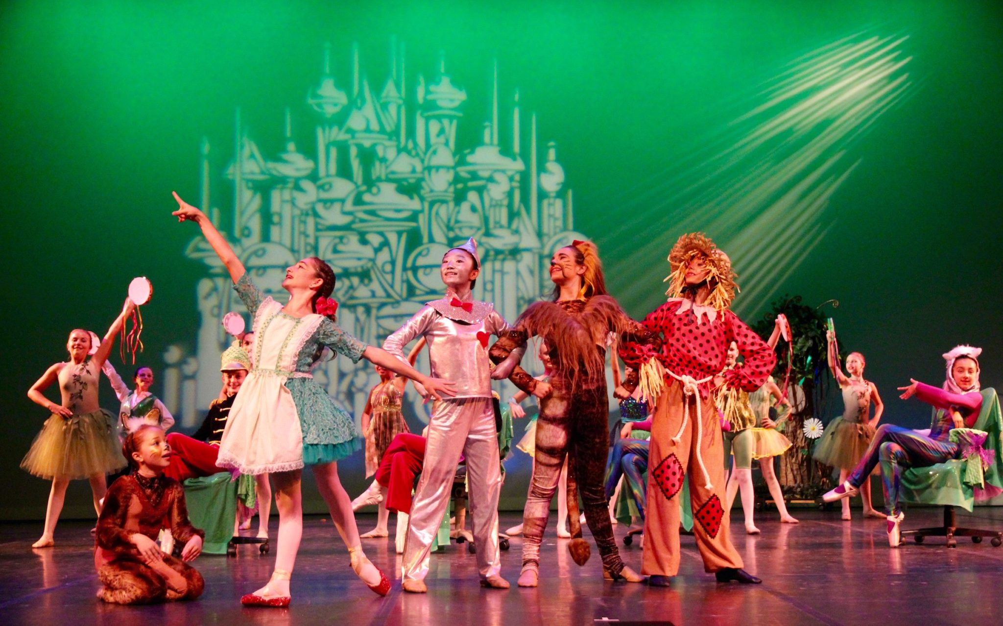 Pacific Festival Ballet's Wizard Of OZ