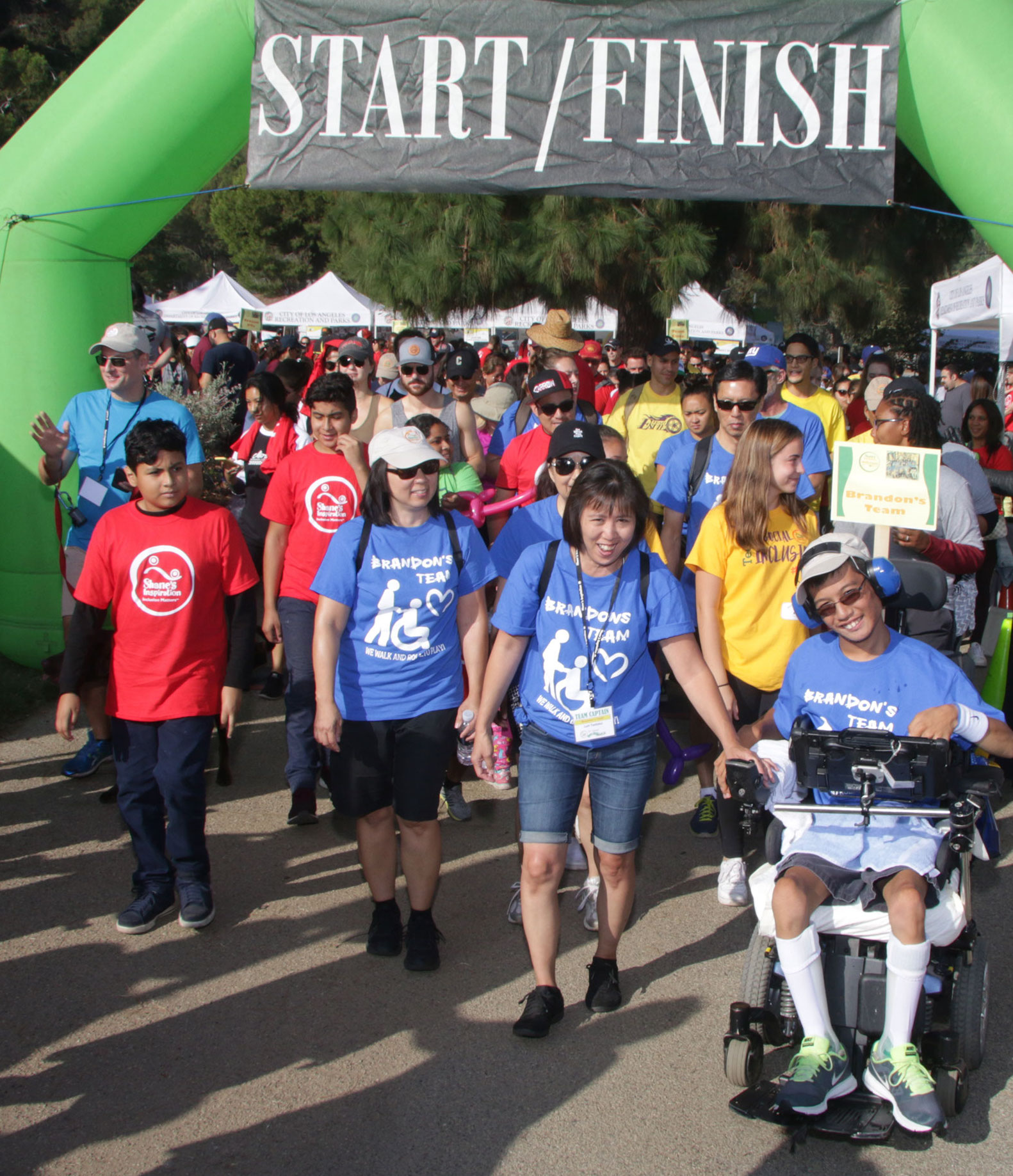 Inclusion Matters by Shane's Inspiration Run, Walk & Roll