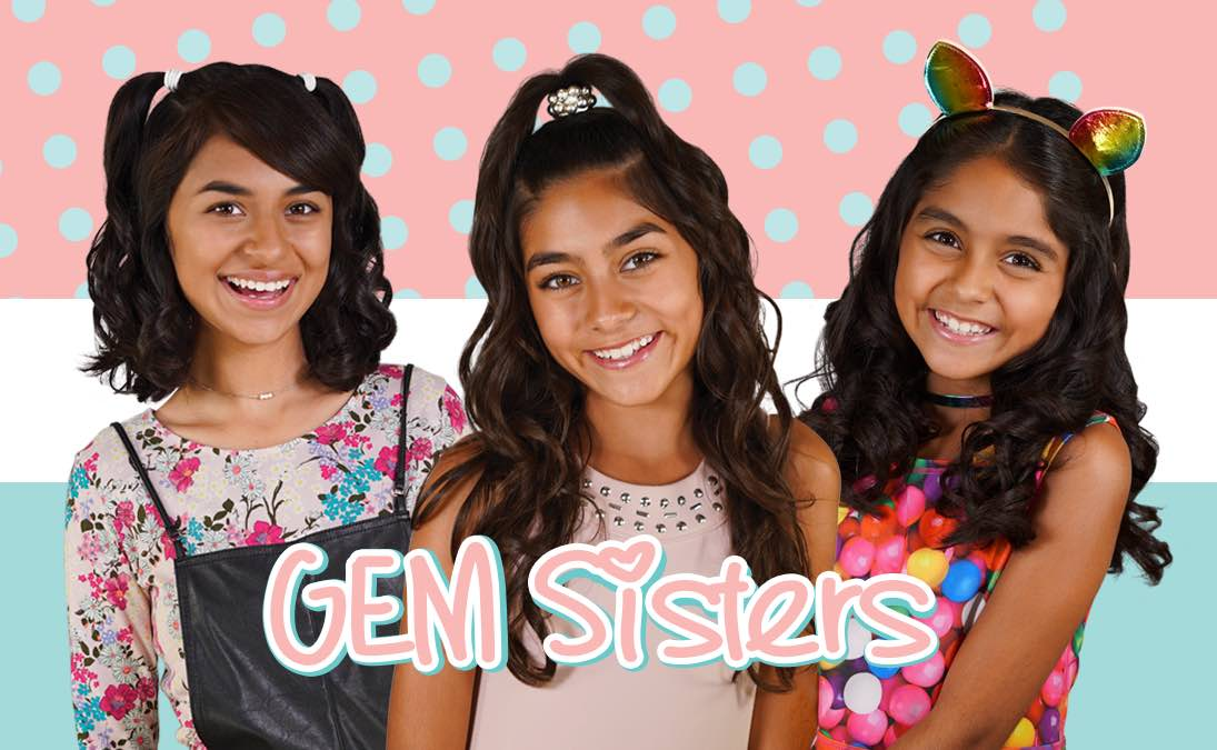 GEM Sisters Meet and Greet + Justice Fashion Show FREE