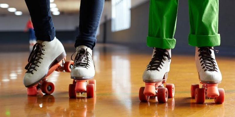 Special Needs Roller Skating Event