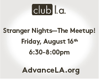 club l.a. Social Event for Young Adults with Diverse Challenges