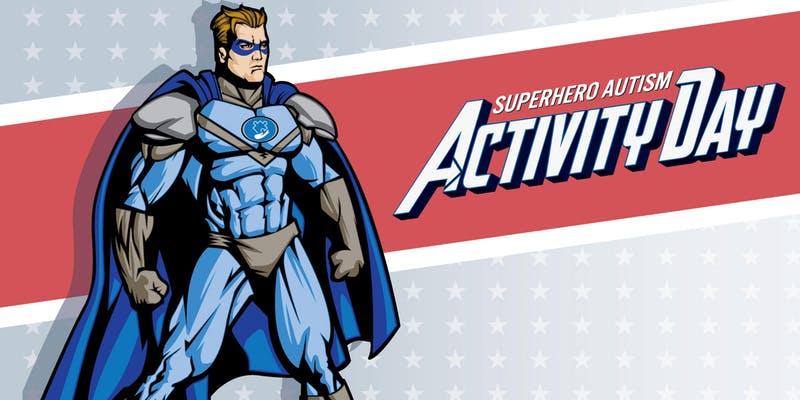 Superhero Autism Activity Day