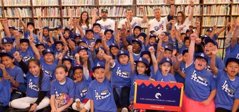 Dodgers Storytime