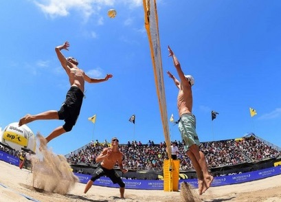 Manhattan Beach Open by AVP