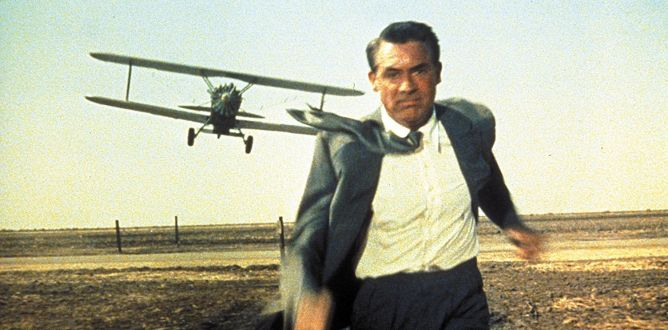 Eat|See|Hear Outdoor Movie: North by Northwest