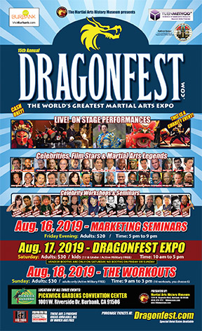 15th Annual Dragonfest Expo