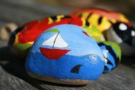 Arts & Craft Mondays: Rock Painting