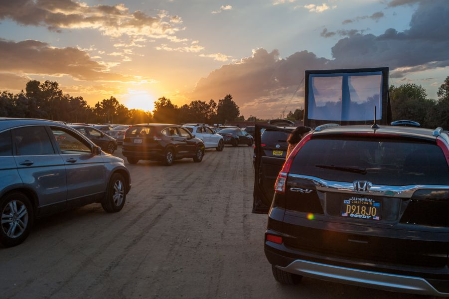 San Fernando Valley Summer Drive-In Nights