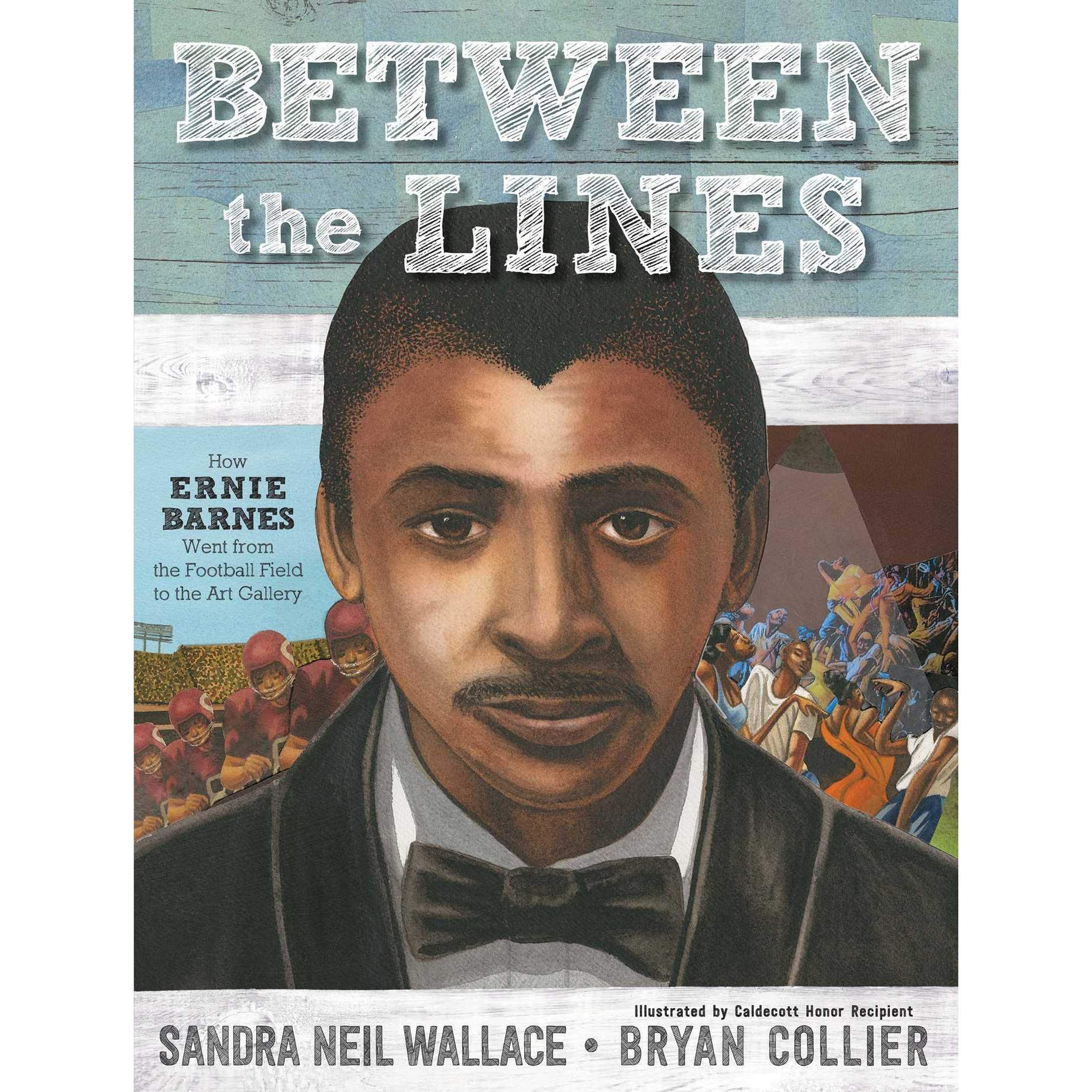 CAAM Storytime: Between the Lines