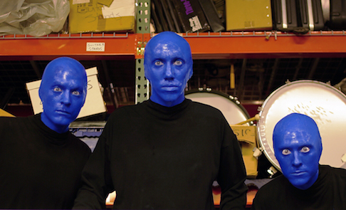 Blue Man Group: Speechless