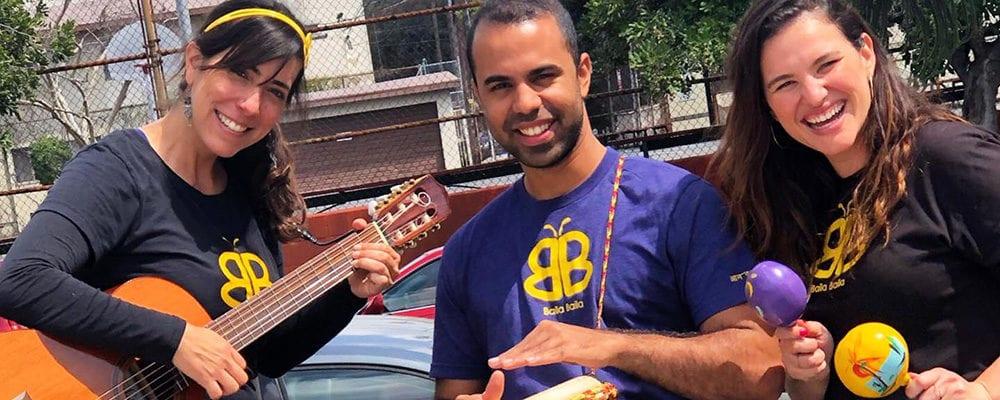 Baila Baila presents Venezuelan Folklore