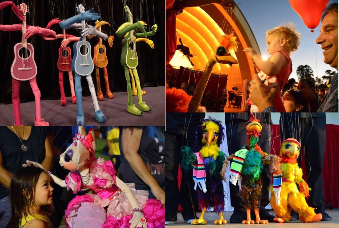 Bob Baker Marionettes Childrens Concert