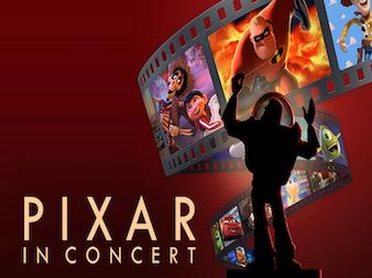 Disney's Pixar in Concert
