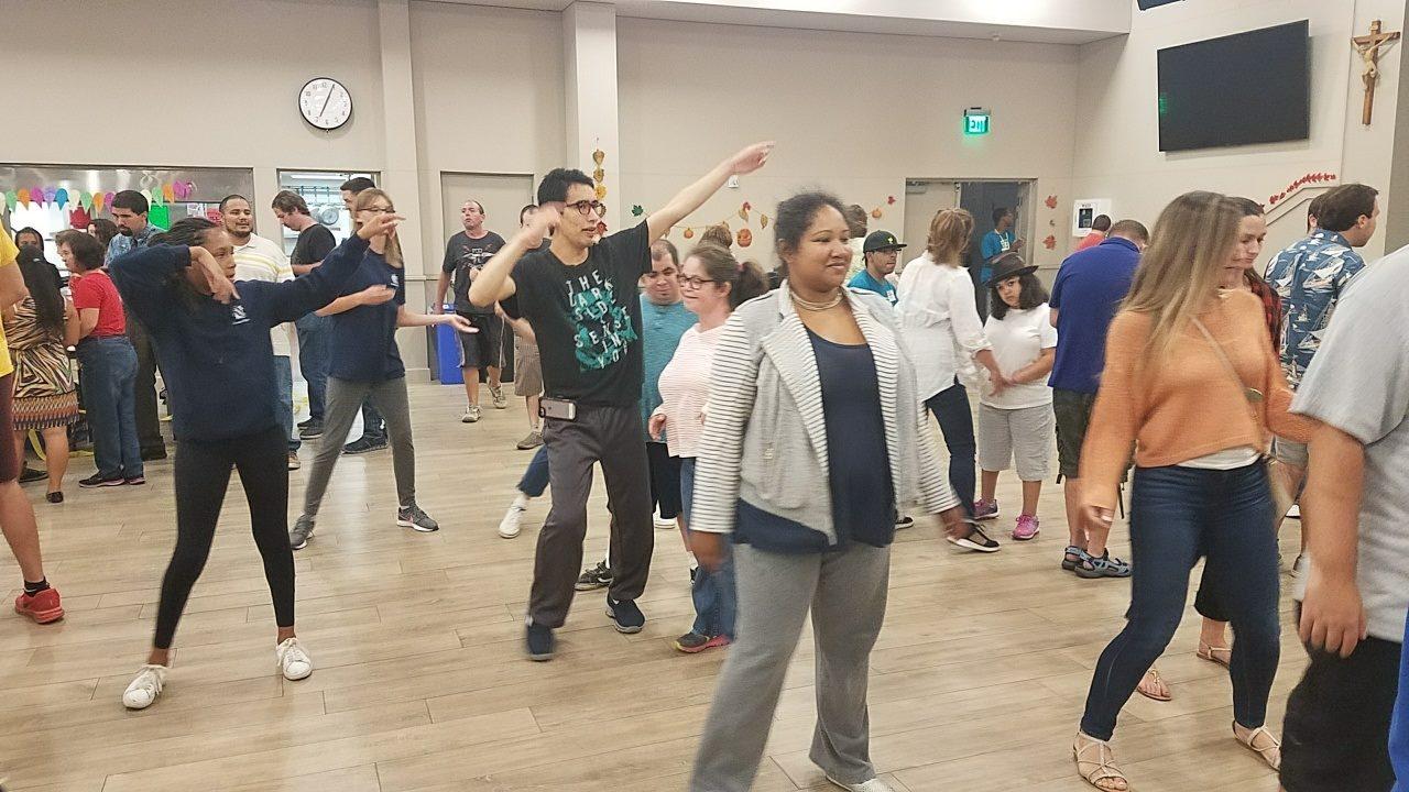EKO Welcome Fall Dance