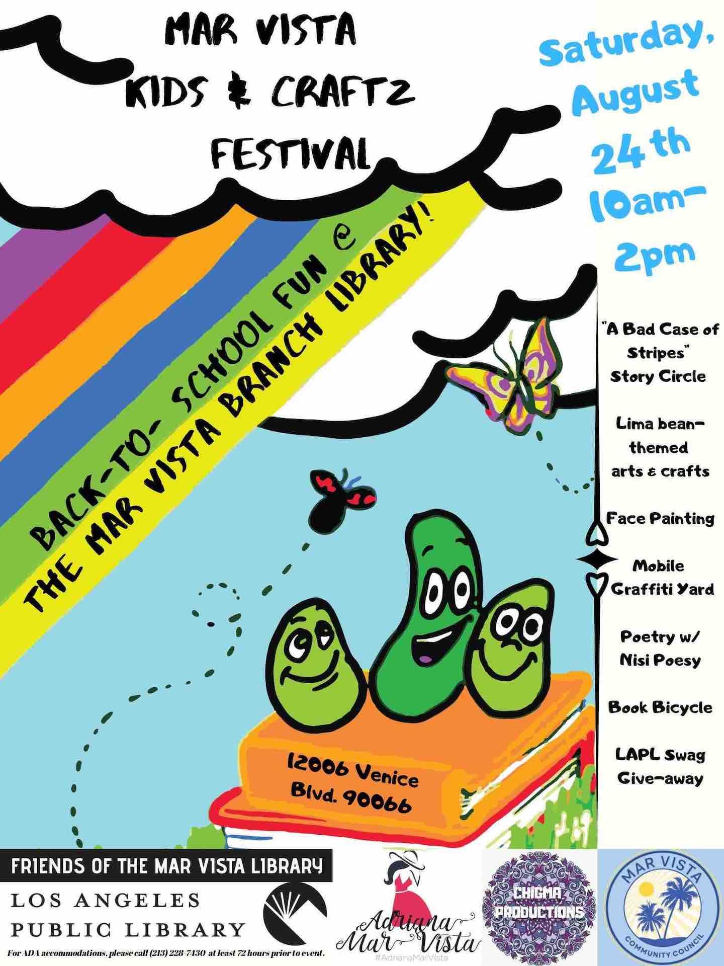 Mar Vista Kids & Craftz Festival