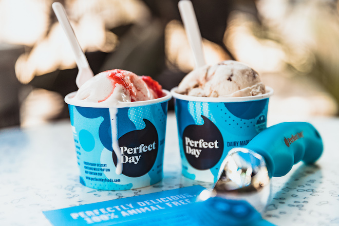 Perfect Day Limited Edition Animal-Free Ice Cream Truck Pop-Up
