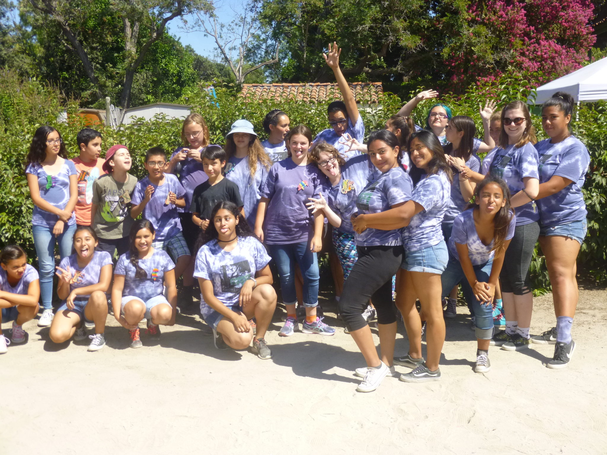 Rancho Los Cerritos Teen Volunteer Open House