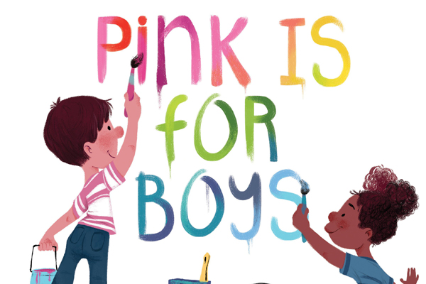 Stories In The Afternoon: Pink is for Boys