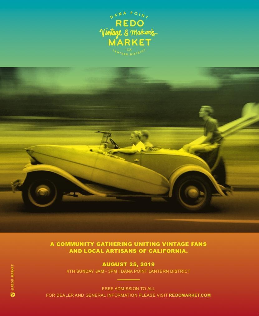 Redo Vintage & Maker's Market