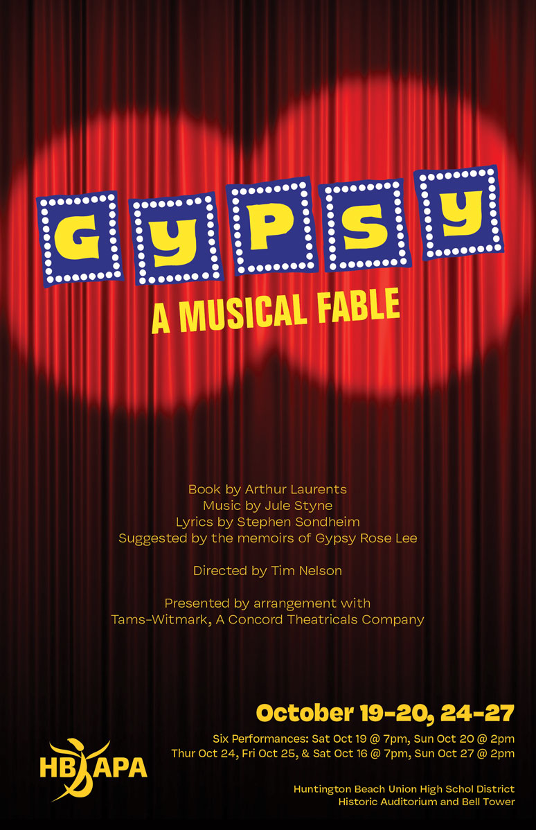 "HB APA Presents: ""Gypsy"""