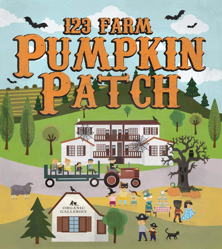 123 Farm Pumpkin Patch