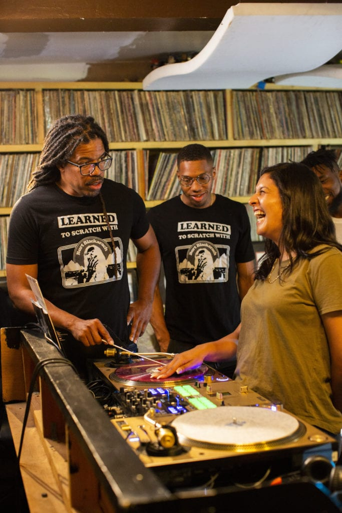dj class in los angeles