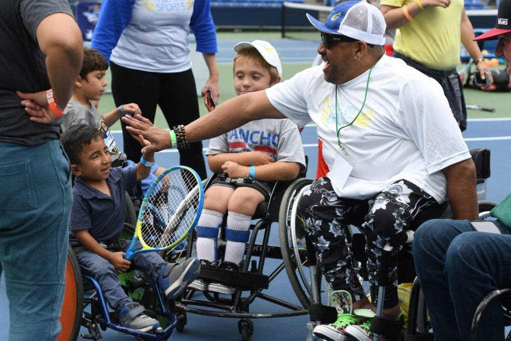 Anthony Lara, diversity and wheelchair tennis pioneer