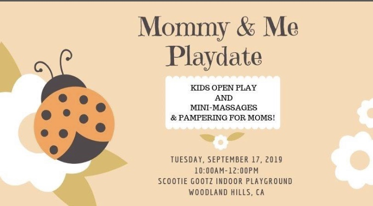 Mommy & Me Playdate