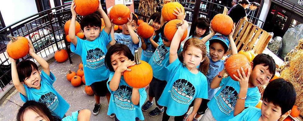 Haunted Little Tokyo Pumpkin Patch