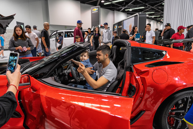 The OC International Auto Show