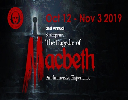 The Tragedie of Macbeth: An Immersive Experience