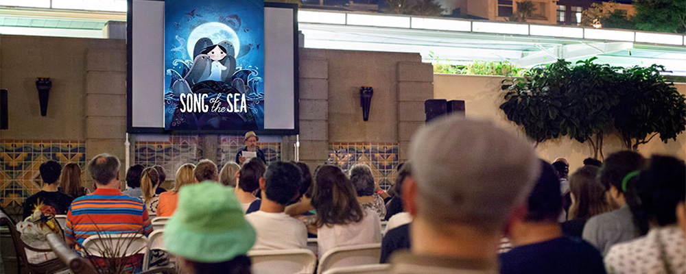 "Screening of The Animated Classic ""Song of the Sea"""