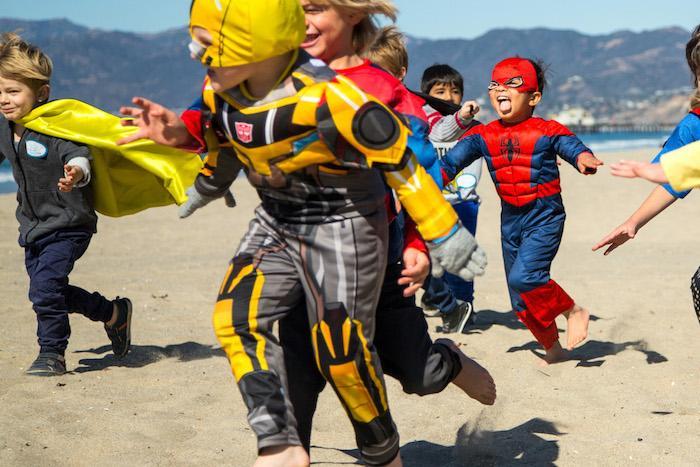 Future Superheroes Unite