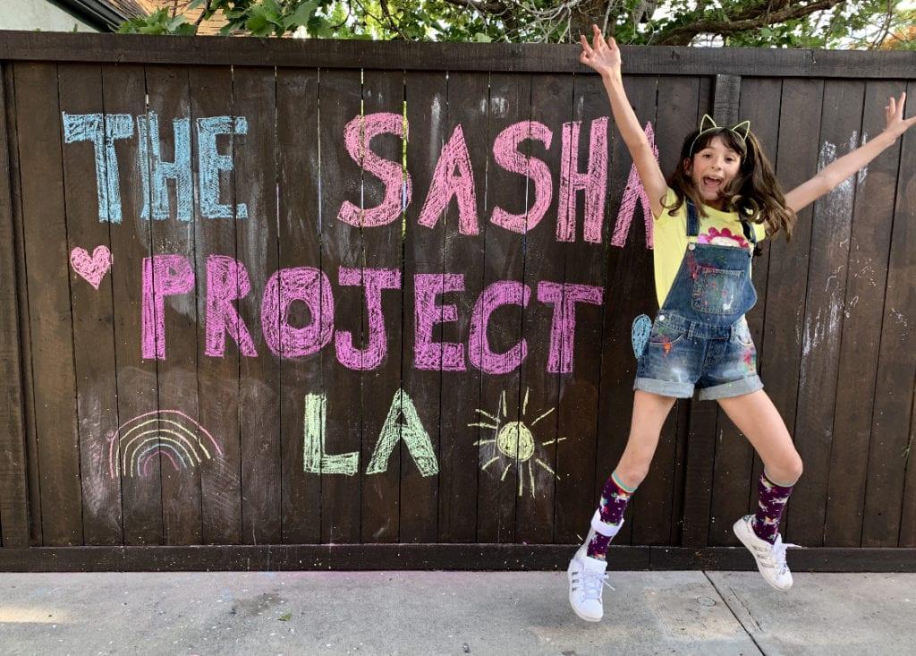 Sasha Bogosian, diversity advocate, artist and philanthropist