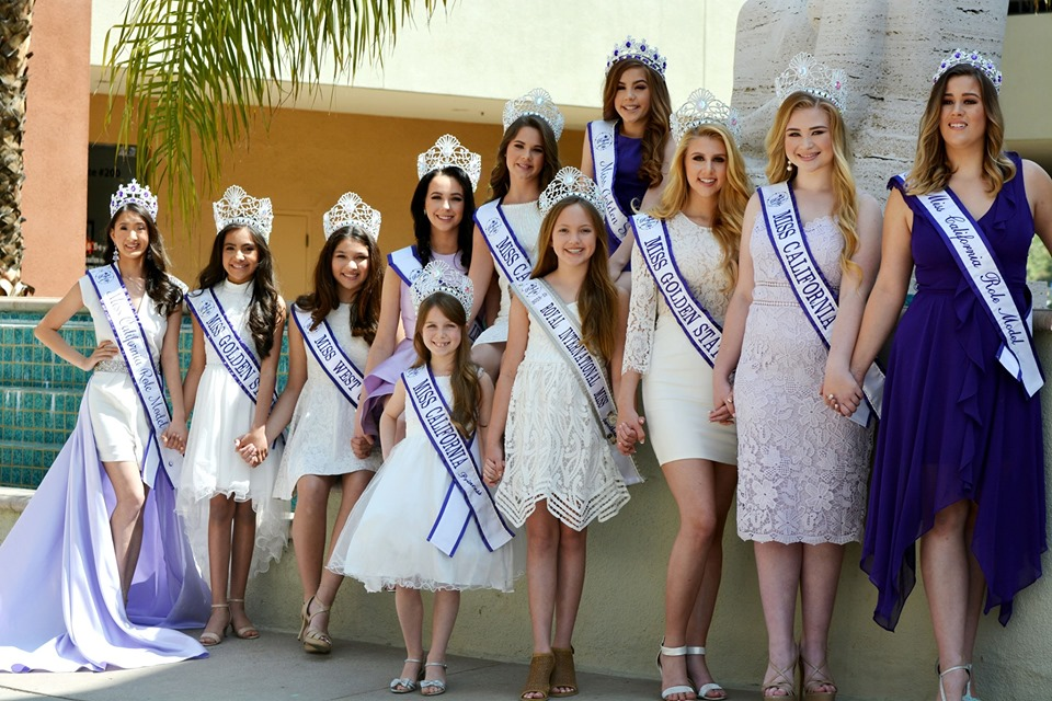Royal International Miss CA State Pageant