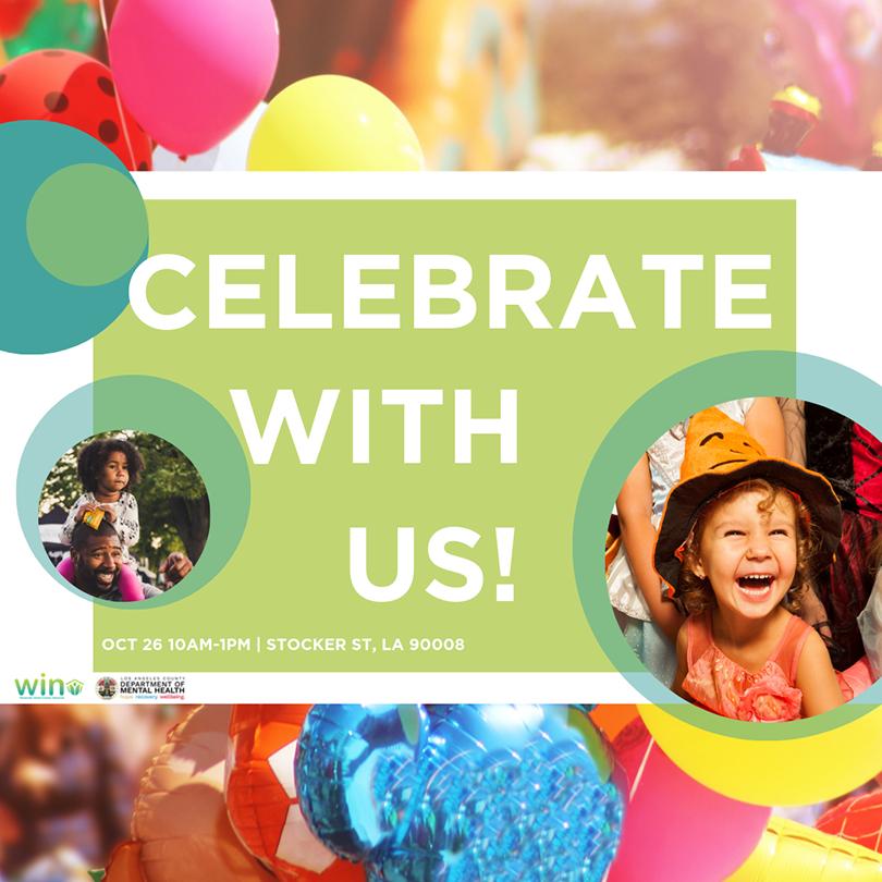 Westside Infant-Family Network's Free Family Event