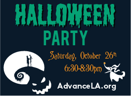 Halloween Event for Young Adults with Diverse Challenges