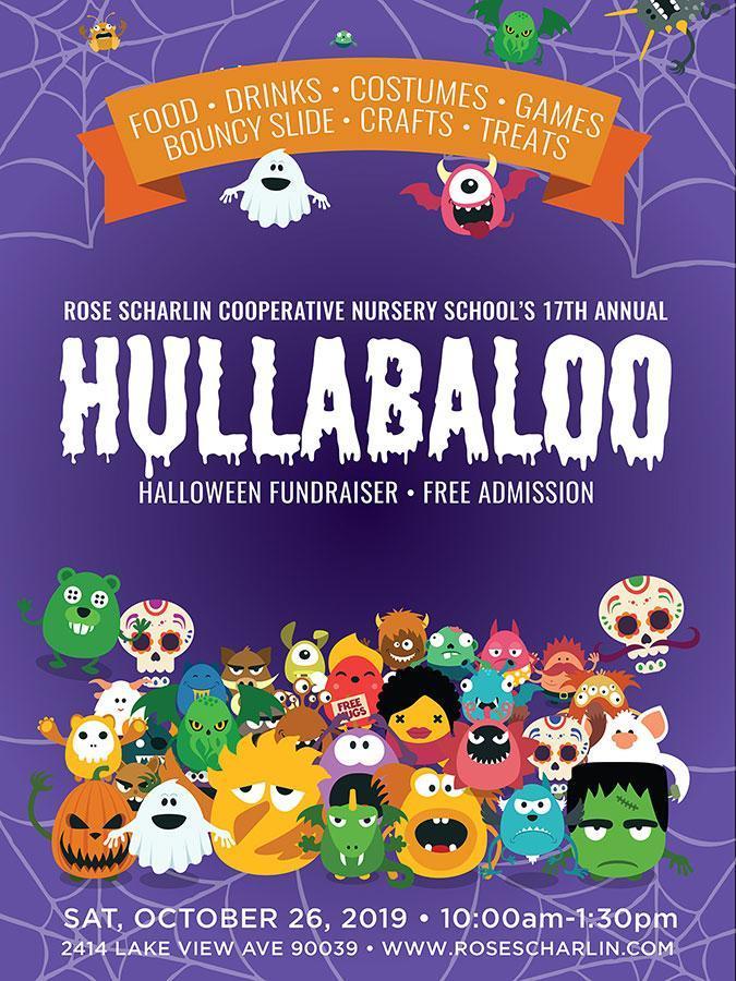 Halloween Hullabaloo!