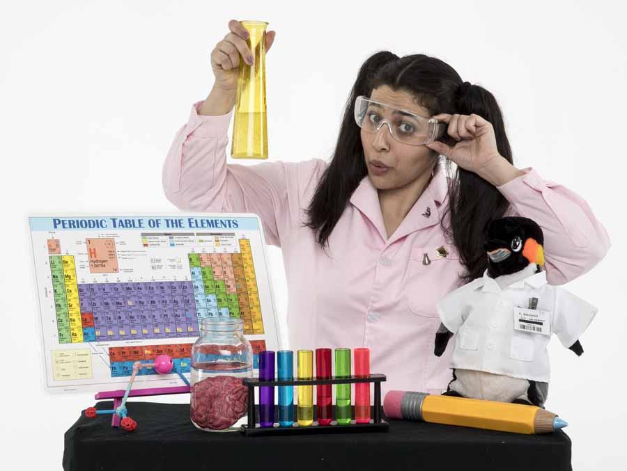 Jargie the Science Girl