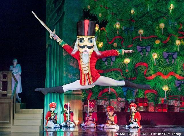 Inland Pacific Ballet's The Nutcracker