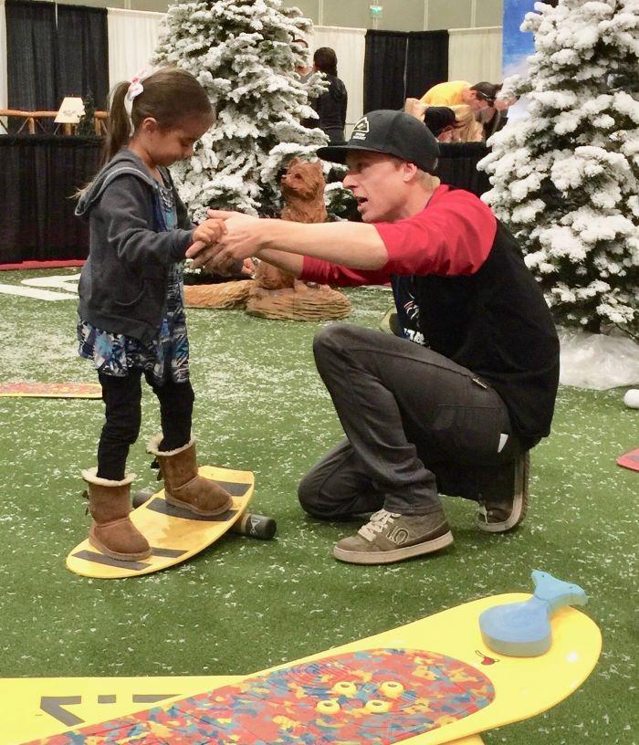 Ski Dazzle: The Los Angeles Ski Show & Snowboard Expo