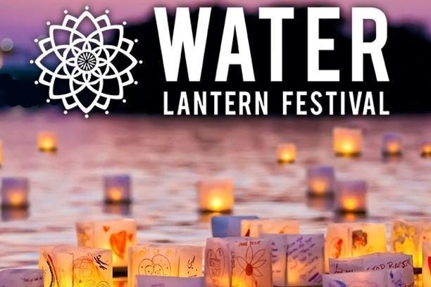 Water Lantern Festival Los Angeles
