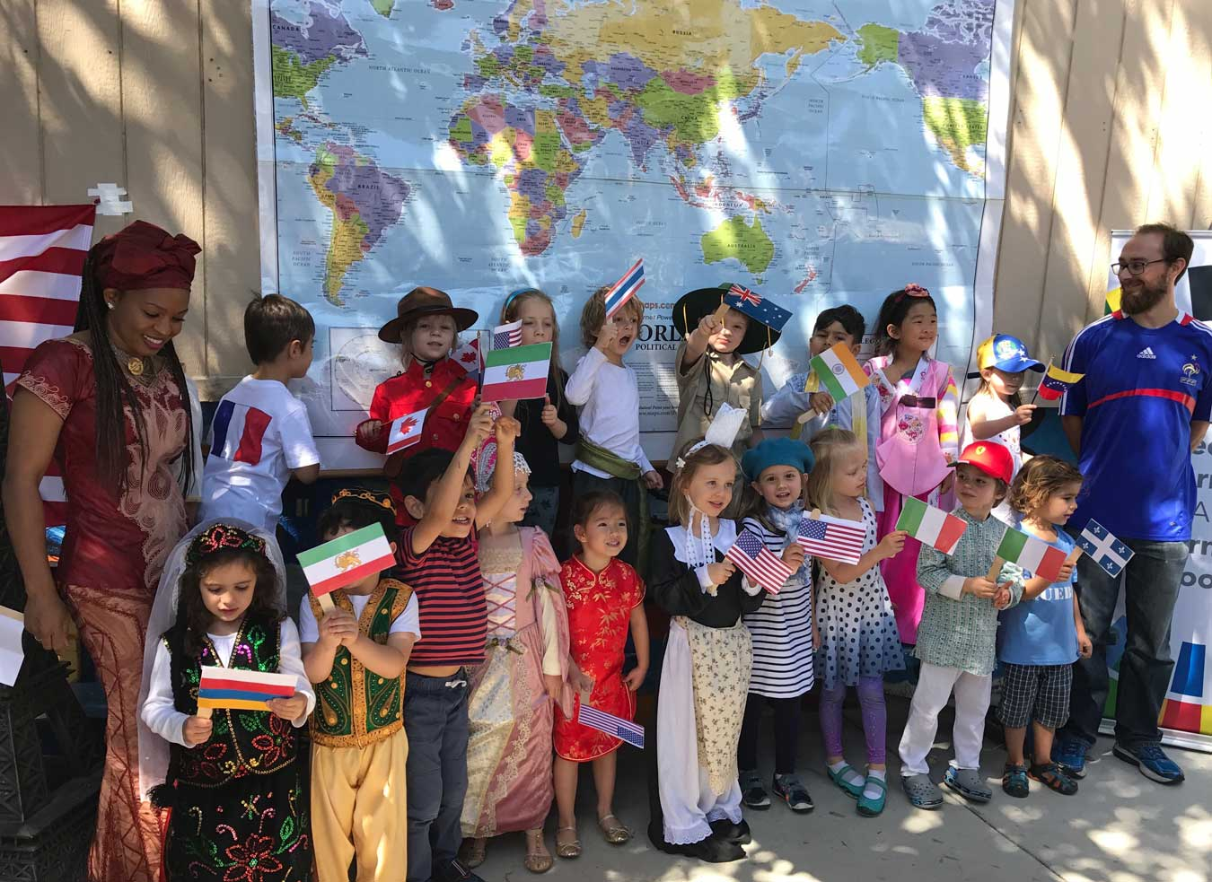 International School of Los Angeles West Valley Campus Open House