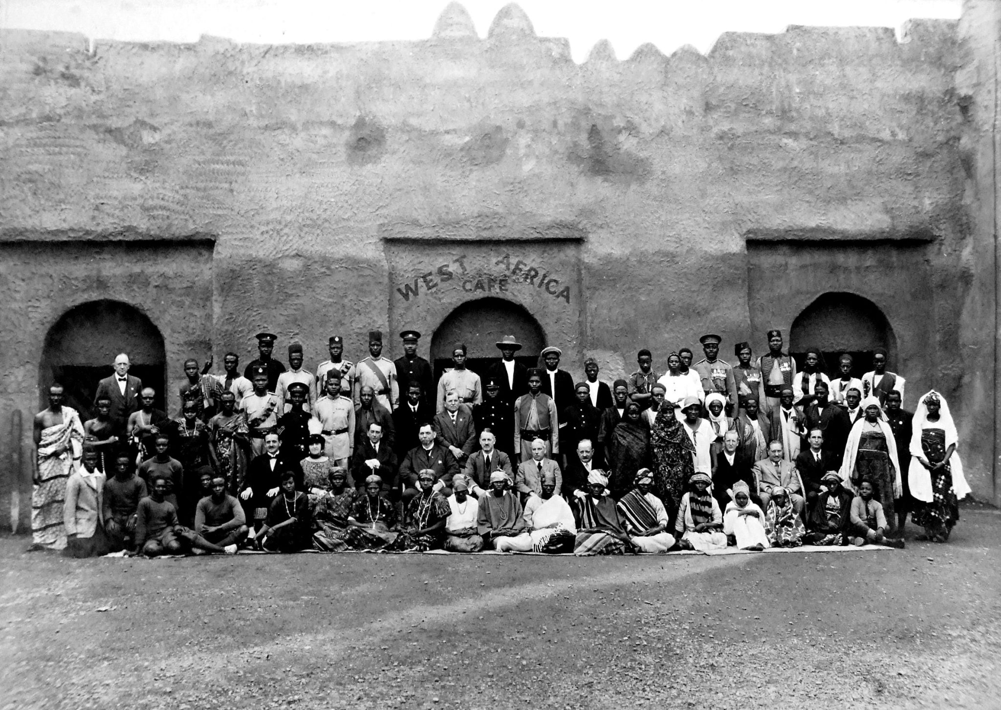 On Display in the Walled City: Nigeria at the British Empire Exhibition