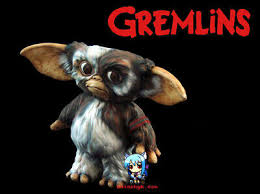 Gremlins at Electric Dusk Drive-In