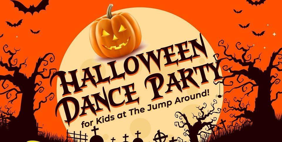 The Jump Around Halloween Dance Party