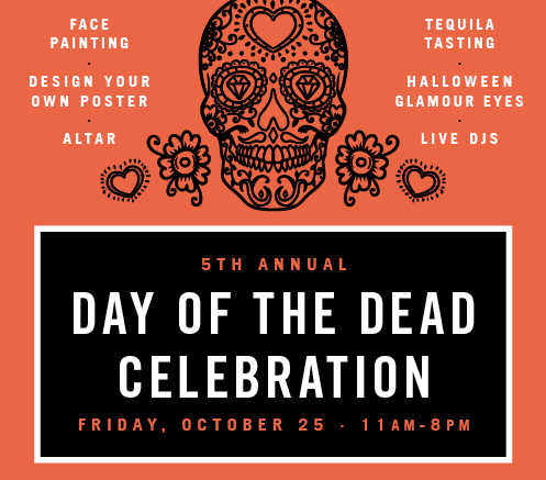 FIGat7th's 5th Annual Day of the Dead Celebration